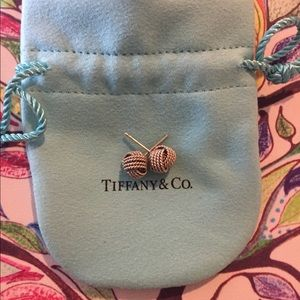 Tiffany and Co Knot Earrings